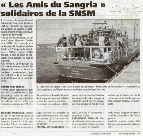 le-telegramme-05-juin-2006