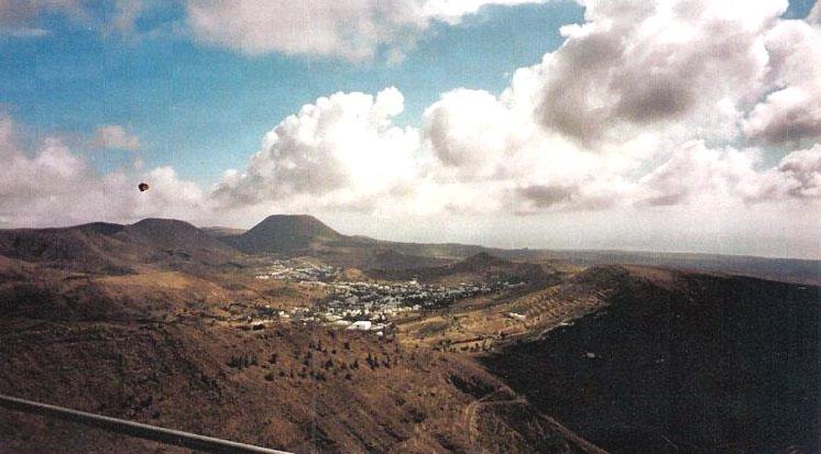 Balade à Lanzarote
