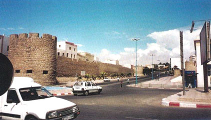Safi et ses fortifications