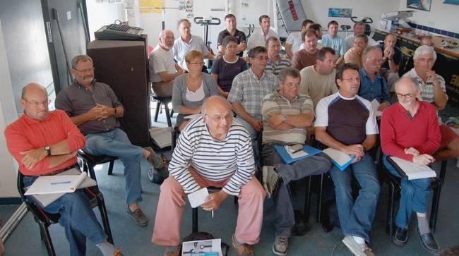 le public à l'écoute (photo Élise Cottencin)