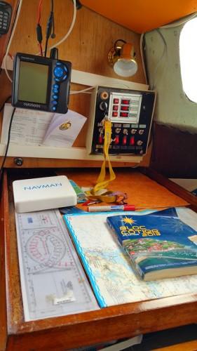 cartographie marine Sangriaquilamis